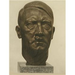 Print of Der Fuhrer Bronze