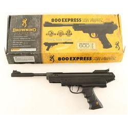 Lot of 2 High Quality Pellet Air Pistols