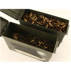 Ammo Cans with Brass