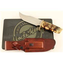 Limited Edition Uncle Henry's Schrade Knife