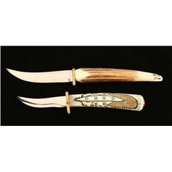 2 Custom Knives