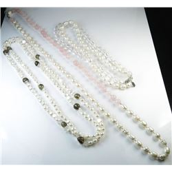 Lot of 3 Pearl Strands