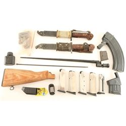 Misc Lot of Gun Accessories