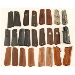 Lot of Colt 1911 & Semi Auto Grips