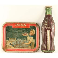 Original Coca Cola Advertisers