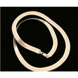 Italian Sterling Silver Chain