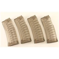 Collection of 4 Ram-Line AR/Mini 14 Mags