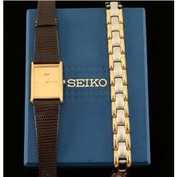 Seiko Mens Wristwatch