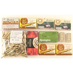 Boxed Lot of Assorted Ammo