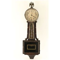 Antique Ingraham Wall Clock