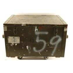 Wooden Shipping Crate for CZ 52 Pistols