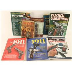 Lot of Reloading Related Books