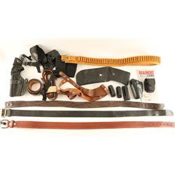 Gun Belts & Slings