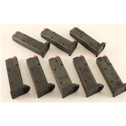 Lot of 8 Tanfoglio 45 Mags