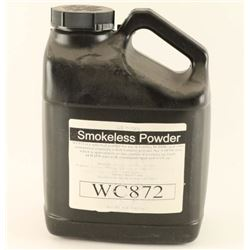 Jug of Smokeless Powder