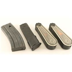 Lot of 4 Mags