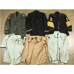 Lot of Army Uniforms