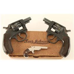Lot of 2 Starter Pistols