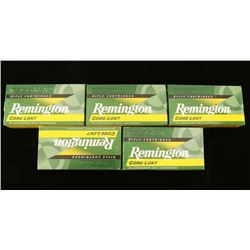 Lot of 260 Rem Ammo
