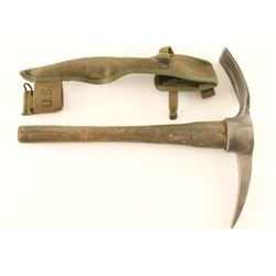 US Military Pickaxe