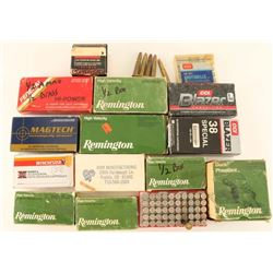 Mixed Ammo Lot