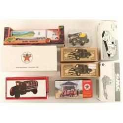Lot of 9 Diecast Collector Vehicles