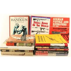 Lot of 17 Firearm Related Books