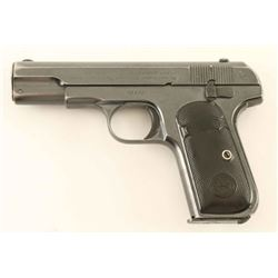Colt 1903 Pocket Hammerless .32 SN: 95110
