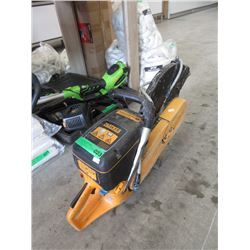 Partner K750 Gas Concrete Cutting Saw