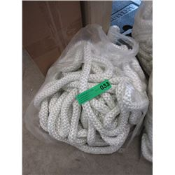 "100 Feet of New 3/4"" Hytex Braided Nylon Rope"