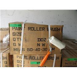 "5 Dozen New 6"" Paint Rollers"