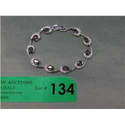Ladies Mystic Topaz Bracelet