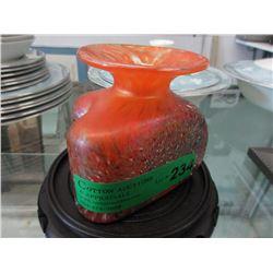 Heart Shaped Art Vargas Vase