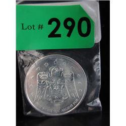 1 Oz.CDA Thunderbird .9999 Silver Coin