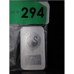 1 Oz. Australia Perth Mint .9999 Silver Bar