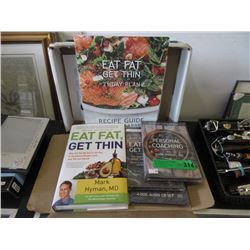 "New Mark Hyman ""Eat Fat Get Thin"" Kit"