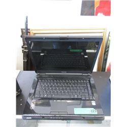 Toshiba Satellite Laptop - Windows Vista