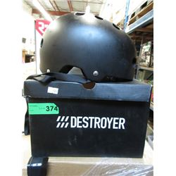Destroyer Bike Helmet - Size L/XL