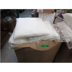 """Large Case of New 18"""" Cushion Forms"""
