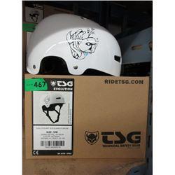 New TSG Evolution Helmet - Size S/M