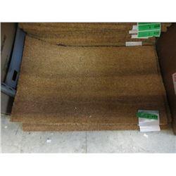 3 New Coir Door Mats