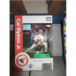 "12"" Limited Edition Cal Ripken Jr. Figurine"