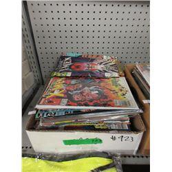 90+ Assorted Comics
