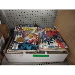 80+ Assorted Comics
