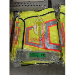15 New Safety Vests - Size 2XL