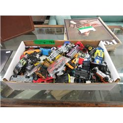 30+ Assorted Toy Cars