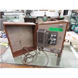 Vintage Keystone Sixty 8 mm Projector