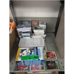Large Quantity of Assorted Hockey Trading Cards