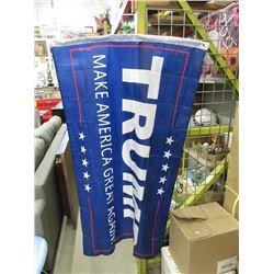 "New Trump Flag - 35"" x 60"""