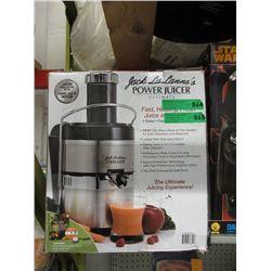 Jack La Lanne's Ultimate Power Juicer